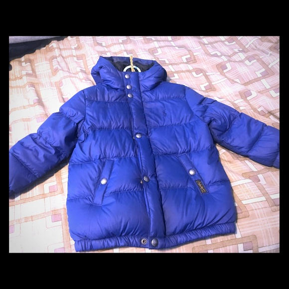 d97fdd242 Jackets & Coats | Polo Ralph Lauren Toddler Boy Coat Size 2t | Poshmark